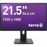 TERRA LED 2256W PV V2 schwarz DP, HDMI GREENLINE P ()